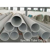 Cold Drawn Seamless Stainless Steel Tube / Pipe With Bevelled Ends 1/4'' - 20''