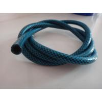 Quality 8*15mm LP Gas Hose PVC Pipe With Visible Netting , 50m/Roll wholesale