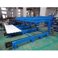 Quality Chain Driven Type Auto Stacker For Trapezoidal Sheet Roll Forming Machine wholesale