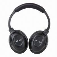 Quality Single Channel In-car Infrared Headphones, Compatible with All In-vehicle AV Applications wholesale