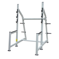 Quality Power Cage Weight Bench Rack , Multi Purpose Weight Rack High Safety wholesale