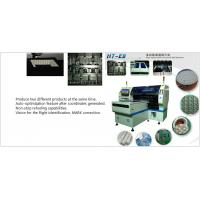 Quality Dual System Smd Led Mounting Machine HT-E8T-1200 Multi - Functional Mounter wholesale