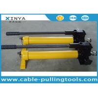 Quality CP-390 Small High Pressure Hand Pump Manual Hydraulic Pump wholesale