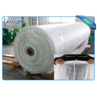 Quality Biodegradable 100% PP Spunbond Non Woven Landscape Fabric for Garden Plant Protection wholesale