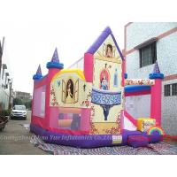 Quality New Lovely Inflatable House Bouncer, Inflatable Bouncer Castle for Sale wholesale