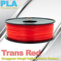 Quality Non-toxic Colorful  1.75mm PLA Filament For 3D Printer Material Small Shrinkage wholesale