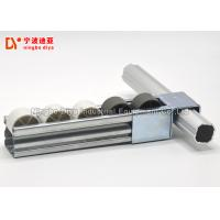 Quality Industrial Cured Plastic Roller Track 12.5kg / M Loading Capacity 1000M MOQ wholesale