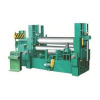 Quality Hydraulic Thick Plate Rolling Machine 3200mm Width Universal Mc Drum Type Upper Roller wholesale