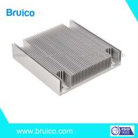 Quality OEM Customized high Precision Extruded  aluminum 6061/7075 heat sink wholesale