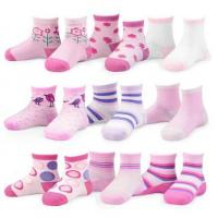 Quality Girls Short Crew Socks wholesale