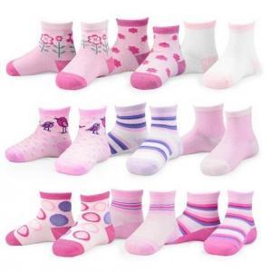 Cheap Girls Short Crew Socks for sale