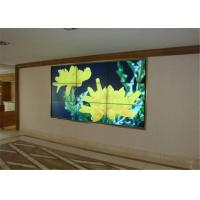 Buy cheap 55 Inch Ultra Narrow Bezel HD LED Wall Samsung Industrial Panel Easy Installation product