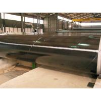 Quality 3PE Three Layer Coated Steel Pipe , DIN30670 Coated Gas Pipe Underground wholesale