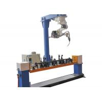 China Industrial Welding Robot Production Line For Car Manufacturing 380V 3 Phase on sale