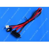 Quality Sata Connector 7+15 7in to 7 Pin Sata Cable Power Cable 100mm wholesale