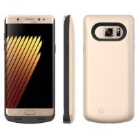 Quality 5000 Mah Backpack Mobile Phone Battery Case For Samsung NOTE 7 Non Toxic Harmless wholesale