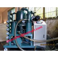 Quality Supplier ZYD-30 Dielectric Oil Cleaning Plant, Vacuum Transformer Oil Purifier Machine,PLC fully automatic wholesale
