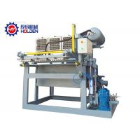 Quality High Productive Egg Tray Manufacturing Machine CE Certification Rotary Type wholesale