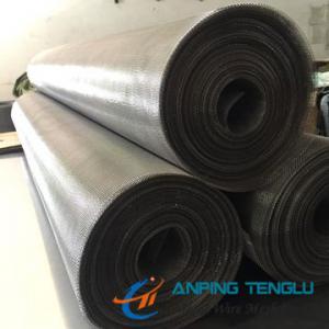 Quality Monel Wire Mesh, Monel400 Grade, 50mesh, 0.19mm, Wire 1.0m Wide. wholesale