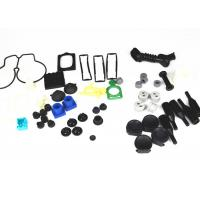 Quality Shanghai China High Precision Custom Rubber Products  Injection Molded Rubber Parts wholesale