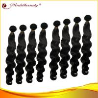 Quality 1# 24 Inch Body Wave Remy Human Hair Extensions Weft For Women wholesale