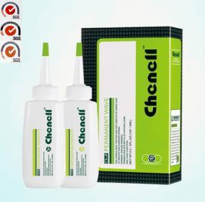 China Ceramic Professional Hair Waving Lotion Chlorophyll No Damage Bouncy on sale