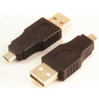 Quality USB 2.0 A Usb Male To Micro Usb Adapter Instant Charging , No Cords To Mess Up wholesale