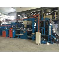 Quality Thermal Oil / Gas Heating System Textile Hot Air Stenter Setting Machine wholesale