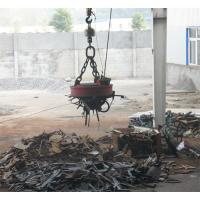 Buy cheap MW5 Series Scrap Lifting Magnet , Magnetic Sheet Metal Lifter Low Energy from wholesalers