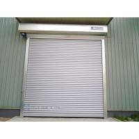 Quality 5000mm*5000mm Outside Industrial Security Door With Built in Photo Cell wholesale