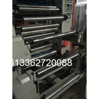 Quality Fully Automatic Flexographic Printing Machine , 6 Color Non Woven Bag Printing Machine wholesale
