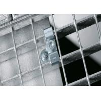Quality Heavy Duty Galvanized Steel Grating Clips Power Plant Suit ISO 9001 Approval wholesale