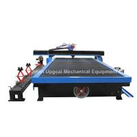 Cheap Large 1900*3000mm Plasma Cutting Drilling Machine with Rotary Axis for Tube for sale