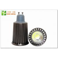 Quality AC85-265V 7W Coffee Color Spot Light, COB, CRI>80Ra wholesale