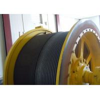 Quality Fixed / Moveable Electric Hoist Winch 720-960r/Min Speed For Underground Mining wholesale