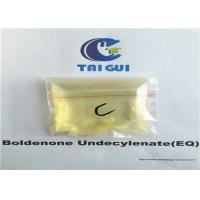 Boldenone Undecylenate EQ Injectable Anabolic Steroids 200mg/ml Equipoise Yellow Liquid