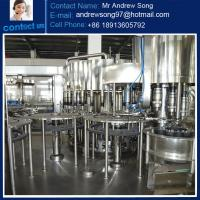 Buy cheap total mineral water bottling plant from wholesalers