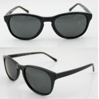 Quality Scratches Resistance Retro Ladies Sunglasses With Acetate Frame wholesale