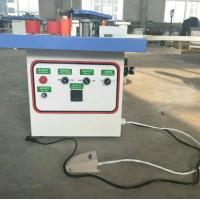Quality light weight manual mdf portable PVC edge banding machine with cheap price wholesale