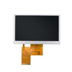 "Quality Rohs 24Bit RGB 0.5mm Pin pitch 4.3"" TFT LCD Display wholesale"