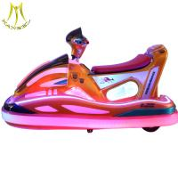 Quality Hansel   outdoor playground electric car amusement motor boat ride for sale wholesale
