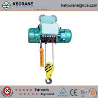 Quality Wirerope Monorail Electric Hoist(CD),Electric Block wholesale