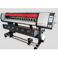 Quality Large Format Sublimation Printing Machine Equipment 5 Feet For PP Paper / Vinyl wholesale