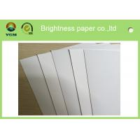 China A4 Ivory Cardboard Packaging Box Paper For Gift Box Strong Stiffness on sale