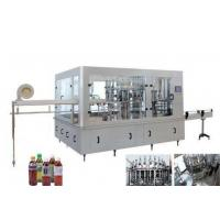 Quality Small Scale Fruit Juice Processing Line / Tea Manufacturing Equipment SUS304 wholesale