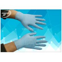 Quality Surgical Powder Free Latex Gloves , High Tensile Strength Nitrile Medical Gloves wholesale