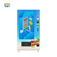 Quality Easy Control Cold Food Vending Machines , Durable Cold Beverage Vending Machine wholesale