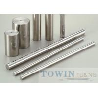 China Rust Proof Tantalum Rod High Melting Point With Excellent Properties Performance on sale