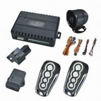 China Car Alarm System with Power Window Output and Special for Turkey Market on sale