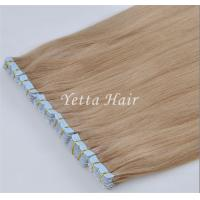 Quality Pure Long Lasting Pre Bonded Remy Hair Extensions , Indian Remy Human Hair Weave wholesale